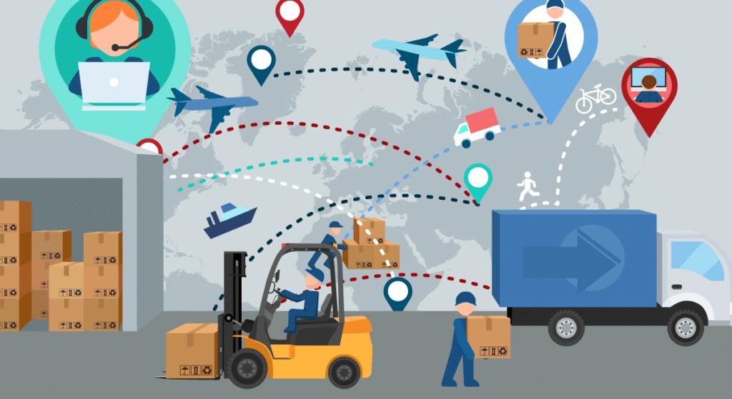 plan de transport logistique